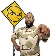 No Fools